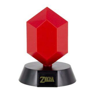 Zelda Red Rupee light games nintendo