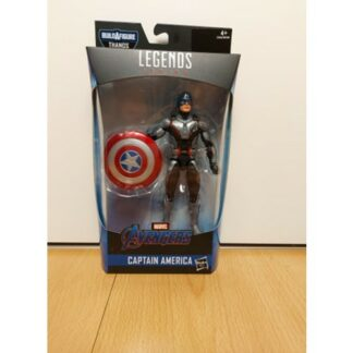 Captain America Marvel Legends Hasbro action figure