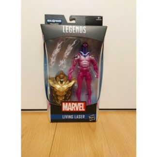 Marvel Legends action figure Avengers Living Laser