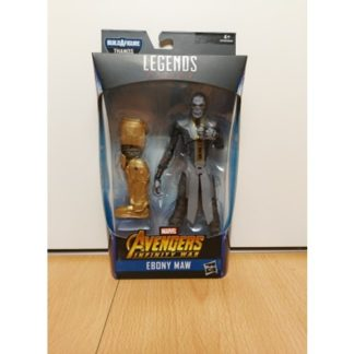 Marvel Legends Ebony Maw Hasbro