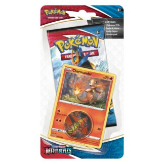 Pokémon Battle Styles Checklane blister Trading Card Company