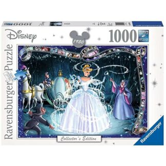 Disney Cinderella Collector's Edition Puzzel pieces movies