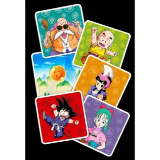 Dragon Ball Memoarrr bordspel