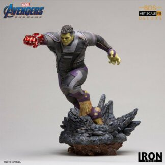 Avengers Endgame Art Scale Statue Hulk Deluxe version