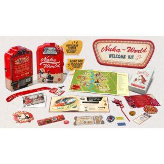 Fallout Nuka World Kit games