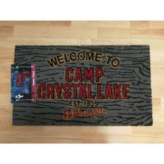 Friday Welcome Camp Crystal Lake deurmat