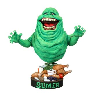 Ghostbusters Head Knocker Bobble Head Slimer movies