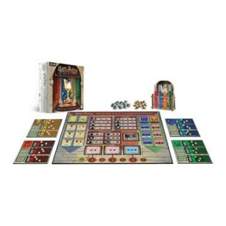 Harry Potter bordspel House game Cup Competition movies