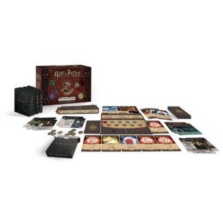 Harry Potter deck building Card game Hogwarts Battle Charms Potions Expansion