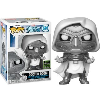 Funko Pop Fantastic Four Spring Convention Doctor Doom