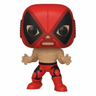 Marvel Luchadores Funko Pop Deadpool