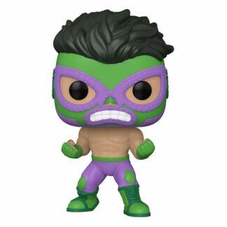 Marvel Luchadores Hulk Funko Pop