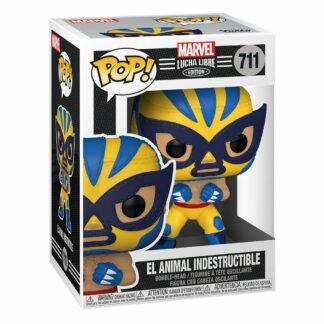 Marvel Luchadores Funko Pop Wolverine