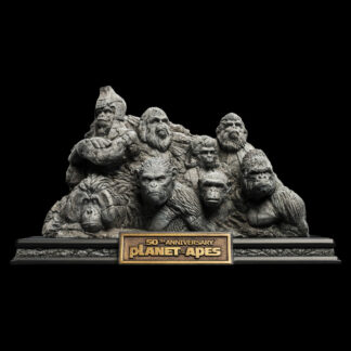 Planet of the Apes Through Ages statue
