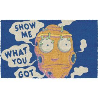 Rick Morty Show Me What you got deurmat