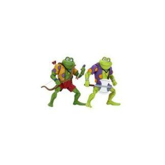 Teenage Mutant Ninja Turtles Genghis Rasputin Frog action figure