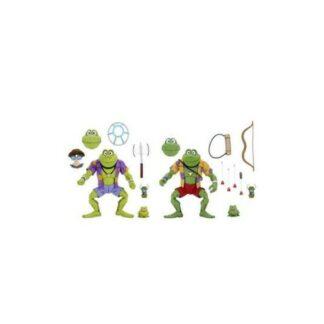 Teenage Mutant Ninja Turtles action figure Genghis Rasputin Frog