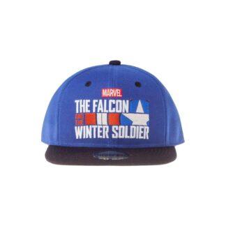 Falcon Winter Soldier cap pet logo series