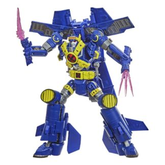 Transformers Marvel X-Men animated action figure Ultimate X-Spanse Hasbro