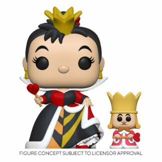 Alice Wonderland Funko Pop Queen King