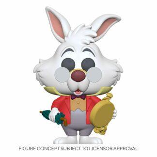 Alice Wonderland Rabbit Watch Funko Pop movies