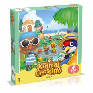 Animal Crossing New Horizons Puzzel