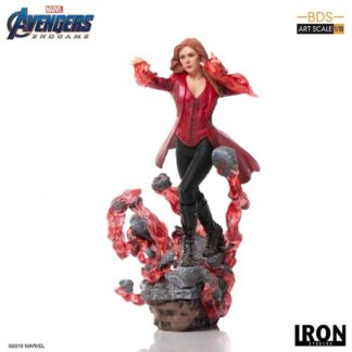 Avengers Endgame BDS art scale statue Scarlet Witch