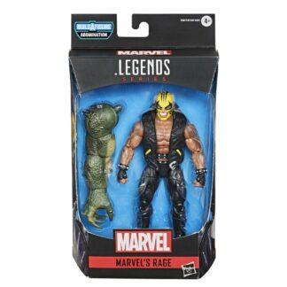 Marvel's Rage Hasbro action figure Avengers